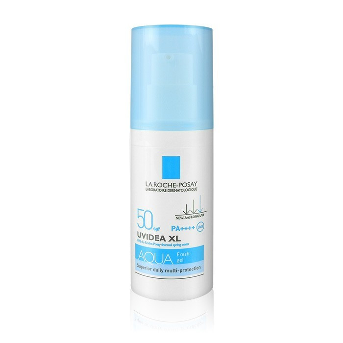 image of 法國 LA ROCHEPOSAY 理膚寶水 全護水感清透防曬露 SPF50 PA++++ 30mL     France La Roche-posay Uvidea XL Aqua Fresh GEL Moisturizing Sunscreen SPF50 PA++++ 30mL