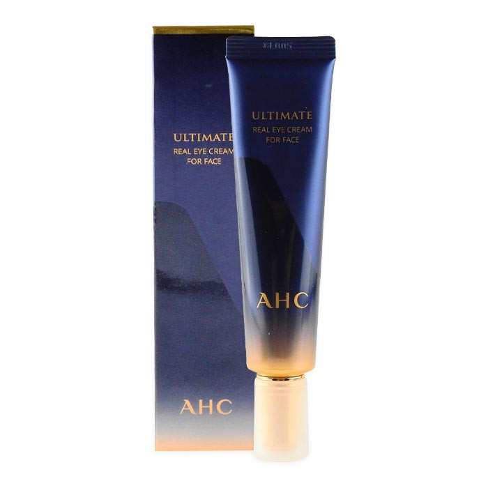 image of 韓國 AHC_第六代極致全效神仙眼霜 30mL    Korea AHC ULTIMATE Real Eye Cream For Face 30mL