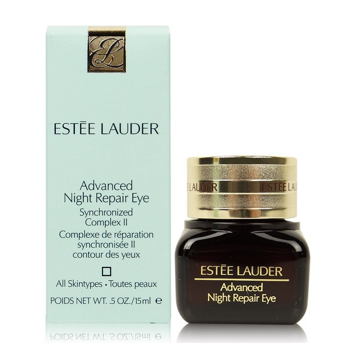 image of ESTEE LAUDER 雅詩蘭黛 DNA特潤再生眼部修護霜 15mL    ESTEE LAUDER Advanced Night Repair Eye 15mL