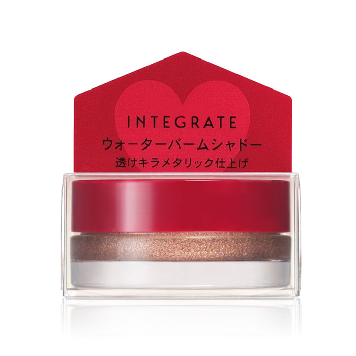 image of 日本 SHISEIDO 資生堂 INTEGRATE 晶瑩水感眼影霜 4g #. BR373    Japan SHISEIDO INTEGRATE Water Balm Creamy Eye Shadow 4g #. BR373