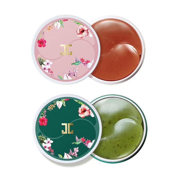 image of 【限時送水光玫瑰面膜】韓國 JayJun 凝膠眼膜 (30對/盒) (洛神花茶/綠茶)   Korea Jay Jun  Green Tea/Roselle Eye Gel Mask Patch