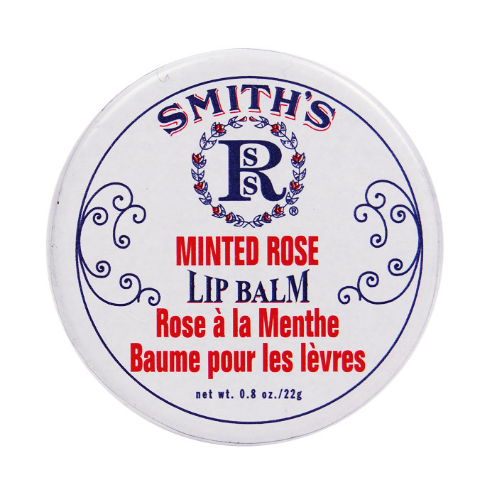 image of Smiths Rosebud Salve 薄荷玫瑰護唇膏 22g   Smith's Rosebud Salve Minted Rose Lip Balm 22g
