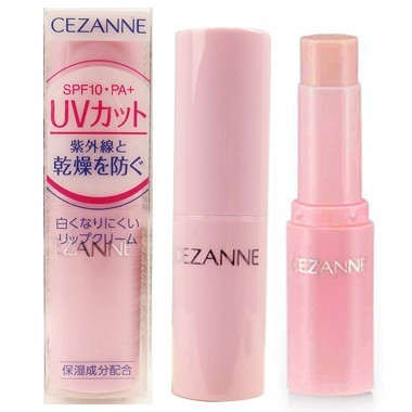 image of CEZANNE 保濕潤唇膏    Cezanne Stick Lip Gloss N