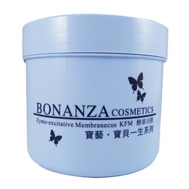 image of BONANZA寶藝 酵素冷膜 550G       Bonanza Cosmetics Zymo-excitative Membrane 550G