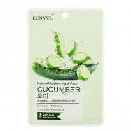 image of 韓國 EUNYUL 面膜 22mL #.小黃瓜   Korea EUNYUL Natural Moisture Mask Pack 22mL #Cucumber