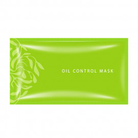 image of 台灣 Simply 新普利 面膜 30mL 單片 #.控油調理茶樹  Taiwan Simply Oil Control Mask 30mL