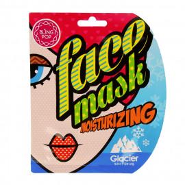 image of 韓國 BLING POP 冰川面膜 25mL/單片入 #.保濕  Korea Bling Pop Glacier Moisturizing Mask 25mL