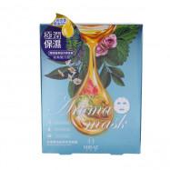image of 未來美 芳療精油面膜4片/盒 極潤保濕  MIRAE Moisturizing Aroma Mask 4pcs/box