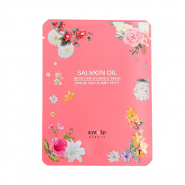 image of 韓國 Eyenlip 保濕精華面膜(單片) 鮭魚油25ml  Korea EYENLIP Salmon Oil Moisture Essence Mask 25ml