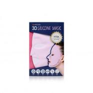 image of 韓國 MEDIUS 3D面膜閨蜜(1入)  Korea MEDIUS 3D Silicone Mask