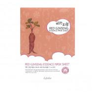 image of 韓國 esfolio 高效精華面膜(10片/盒) ?蔘   Korea Esfolio Red Ginseng Essence Mask Sheet (10pcs/box)