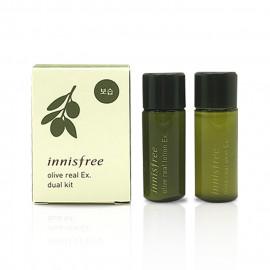 image of 韓國 innisfree 橄欖真萃超保濕水乳2件組   Korea Innisfree Olive Real EX Dual Kit (2 Items)