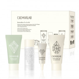 image of 韓國Cremorlab爆水潤膚暢銷旅行組   Korea Cremorlab Bestseller To-Go Kit (4 Items)