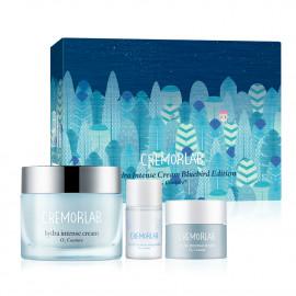 image of 韓國CREMORLAB O2海洋礦物深層保濕乳霜組-幸福青鳥限定版 Korea Cremorlab O2 Couture Hydra Intense Cream Bluebird Edition Set