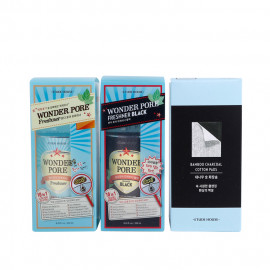 image of 韓國 ETUDE HOUSE 緊囊妙劑毛孔對策調理液套組  Korea ETUDE HOUSE Wonder Pore Freshner Dual Solution Set