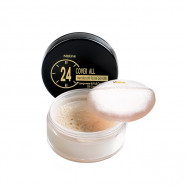 image of 泰國 Mistine 24小時長效控油蜜粉   Thailand Mistine 24hours cover all translucent loose powder Long-Wear & Full Coverage Oil Control