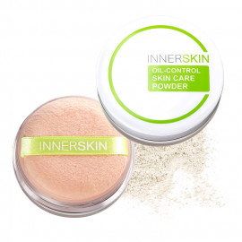 image of INNER SKIN 茶樹控油礦物保養蜜粉 8g   INNER SKIN Oil Control Skin Care Powder 8g