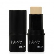 image of MKUP 美咖 筆較厲害底妝棒 6g #.02 Natural Fair 自然色  MKUP Makeup Foundation Stick Coverage 6g #.02 Natural Fair