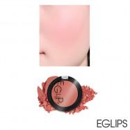 image of 韓國 Eglips 亮彩粉嫩肌潤色腮紅 4g 08SAND PINK  Korea EGLIPS Apple Fit Blusher 4g #. 08 SAND PINK