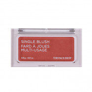 image of 韓國 the face shop 立體單色腮紅 3.3g OR03 3.3g   Korea the face shop Single Blush Fard A Joues Multi-Usage #OR03 3.3g