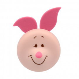 image of 韓國ETUDE HOUSE x小熊維尼聯名 氣墊腮紅 2.5g PK002   Korea Etude House x Disney Happy with Piglet Jelly Mousse Blusher 2.5g #PK002