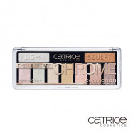 image of 德國 Catrice金屬光幻彩眼影盤   Germany Catrice The Ultimate Chrome Collection Eyeshadow Palette