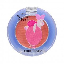 image of 韓國ETUDE HOUSE x小熊維尼聯名 單色眼影 2g OR221  Korea Etude House Happy With Piglet Look At My Eyes 2g #OR221