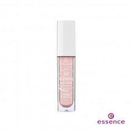 image of 德國 essence 光感眼影慕斯 #03珠光粉 Germany Essence Hi! Lighting Eyeshadow Mousse #03hi! rosy