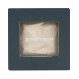 image of 韓國 The Face Shop 寶石立體眼影 1.8g WH01  Korea THE FACE SHOP Prism Cube Eye Shadow 1.8g #WH01 Mermaid White