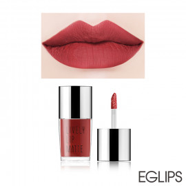 image of 韓國 Eglips 香氛絲絨保濕霧色唇釉 5g LM010羅曼薔薇   Korea Eglips Lively Lip Matte 5g #LM 010 Romantic Rosy Matte