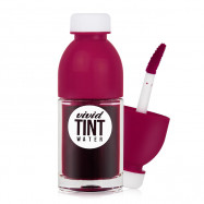 image of 韓國 Peripera Vivid Tint Water 果汁唇彩露 5.5mL #.01 Cranberry Squeeze 小紅莓  Korea Peripera Vivid Tint Water 5.5mL #.01 Cranberry Squeeze