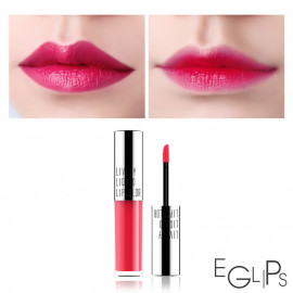image of 韓國 Eglips 香水持久極誘唇凍 5g #01 SUGAR CORAL  Korea Eglips Lively Liquid Lip Matte 5g #01 SUGAR CORAL