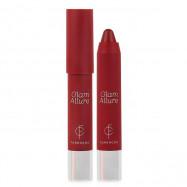 image of 韓國 FORENCOS 玫瑰精華亮面持久復古色脣蠟筆 2.3g #.02 GLAM BERRY  Korea FORENCOS Glam Allure Lip Crayon Lipstick 2.3g #.02 GLAM BERRY