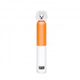 image of 韓國 VT*BT21 不掉色天鵝絨/晶潤唇釉 02.Vanilla Pink(RJ)   Korea VT*BT21 Cream & Glow Lip Lacquer #02.Vanilla Pink(RJ)