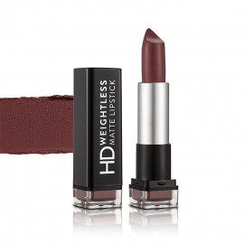 image of 法國 Flormar HD 微醺蕾絲柔霧感唇膏16迷途旅人  France Flormar HD Weightless Matte Lipstick #16 Luscious Berry