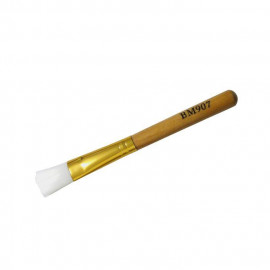 image of Belle Madame 貝麗瑪丹 907果凍敷臉專用刷(1入)   Belle Madame  907 Jelly Makeup Brush