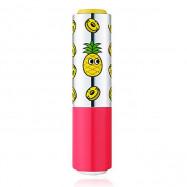 image of 韓國 ETUDE HOUSE 自作主妝 時尚造型唇屬巧盒 乙入 #.06 Pineapple 好運鳳梨   Korea ETUDE HOUSE Glass Tinting Lips Talk Case #.06 Pineapple