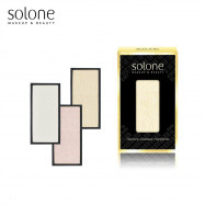 image of Solone 女神光打亮餅 (三色可選)  Solone Makeup & Beauty Glowing Goddess Highlighter
