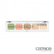 image of 德國 Catrice五色遮瑕盤    Germany Catrice Cosmetics Allround Concealer