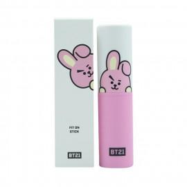 image of 韓國 VT*BT21 保濕飾底乳/保濕提亮棒/保濕修容棒/保濕飾底棒/黑眼圈遮瑕棒 02.保濕提亮棒(COOKY)  Korea VT*BT21 Fit On Stick # Highlighter (COOKY)