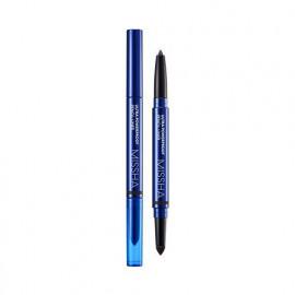 image of 韓國 MISSHA 超強防水眼線筆灰棕  Korea MISSHA Ultra Powerproof Pencil Liner #Light Brown