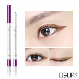 image of 韓國 Eglips 皇后系列 持久防水旋轉眼線膠筆 0.5g #.03 Honey Queen  Korea Eglips Ultra Auto Gel Eyeliner The Queen 0.5g #.03 Honey Queen