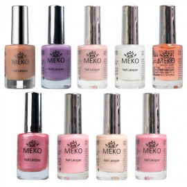image of MEKO OL元氣指甲油 (多款可選)   MEKO OL Nail Lacquer