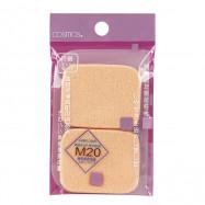 image of 台灣 COSMOS M20 兩用粉餅海綿 2個入        Taiwan COSMOS Powder Sponge Puff #M20  (2 Pcs)