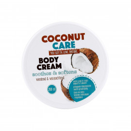 image of 歐洲 Coconut Care 椰子油滋潤身體霜200ml   Europe Coconut Care Body Cream Soothes & Softens 200ml