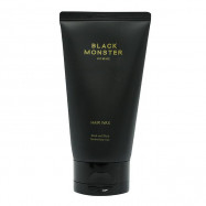 image of BLACKMONSTER 完美造型髮蠟 120ml     BLACKMONSTER Hair Wax Hard And Fluid Barbershop Wax  120ml