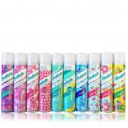 image of Batiste 秀髮乾洗噴劑/乾洗髮 200mL 多款 無需水 愛上亮麗的秀髮   Batiste Dry Shampoo 200 mL
