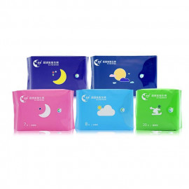 image of ICON 愛康 超透氣衛生棉夜用/加長/日用/護墊 多款可選    ICON Sanitary Pad Ultra Breathable