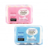 image of 【任選二件】歐洲Sencebeauty 身體清潔皂4x60g    Europe Sencebeauty Body Soap 4x60g