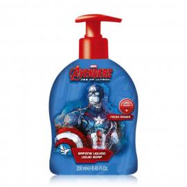 image of 自然之綠 復仇者聯盟身手兩用沐浴清潔露 250mL    MARVEL Avengers Age Of Ultron Liquid Soap 250mL